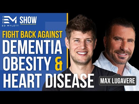 Secrets to a Longer Healthier Life! - w/ Max Lugavere