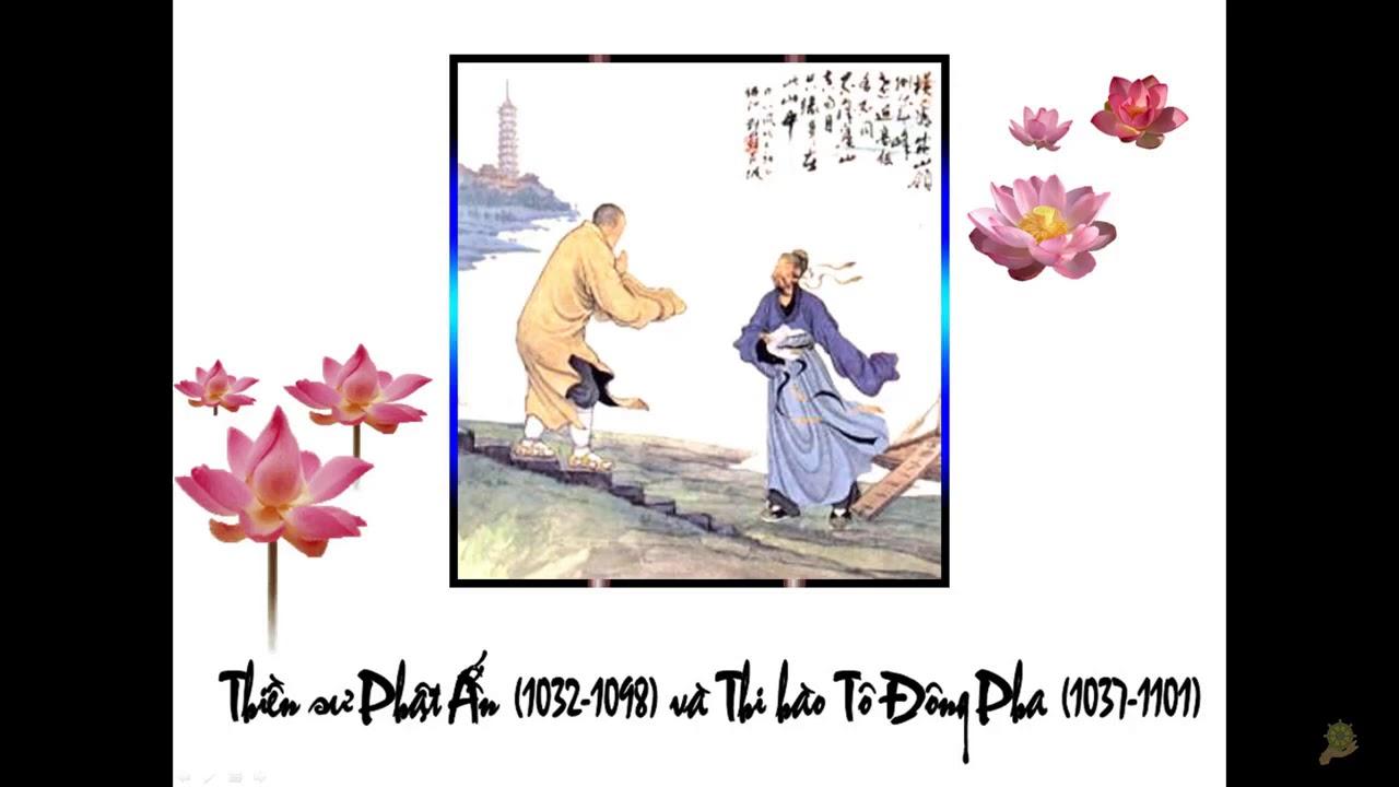Truyện Bát Phong Suy Bất Động | Thiền Sư Phật Ấn và Cư Sỹ Tô Đông Pha