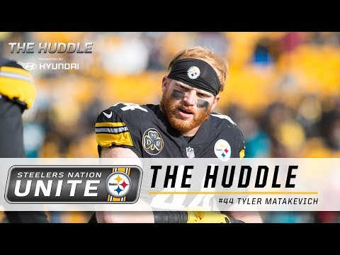 Weekly Huddle: Tyler Matakevich