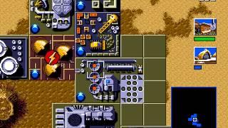 Dune The Battle For Arrakis  Walkthrough/Gameplay Sega Genesis HD #1