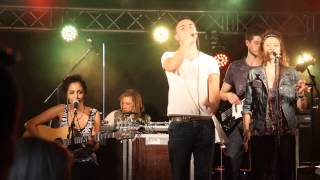Nass N'igmatik feat Kat, Aïroska & A-Jahzz - Tous les mêmes (Remix) Live