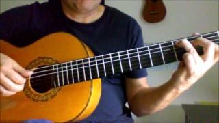 sloop john b - fingerstyle guitar