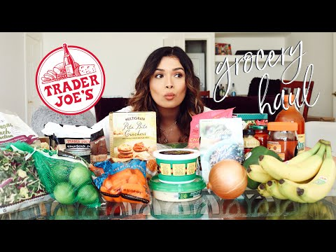 $50 WEEKLY TRADER JOE'S HAUL | My VEGAN Must-Haves