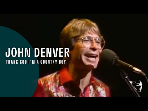 John Denver  Thank God Im A Country Boy From Around The World  DVD