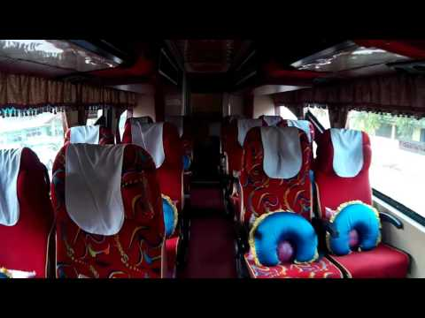Cheap First Class Bus in Thailand (Nakhon Chai Air) | Doovi