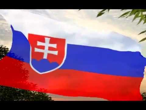 Slovakia Slovensko Anthem 'Nad Tatrou sa blýska'   music played by Myrrh Klimper´s
