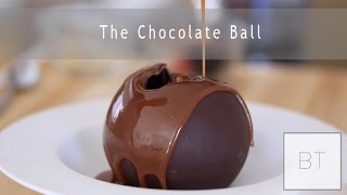 One of ByronTalbott's most viewed videos: The Chocolate Ball | Byron Talbott