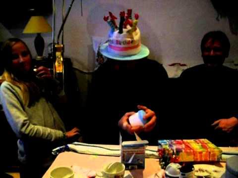Herbert s 50 geburtstag geschenke auspacken youtube - Herbergt s werelds spiegelt ...