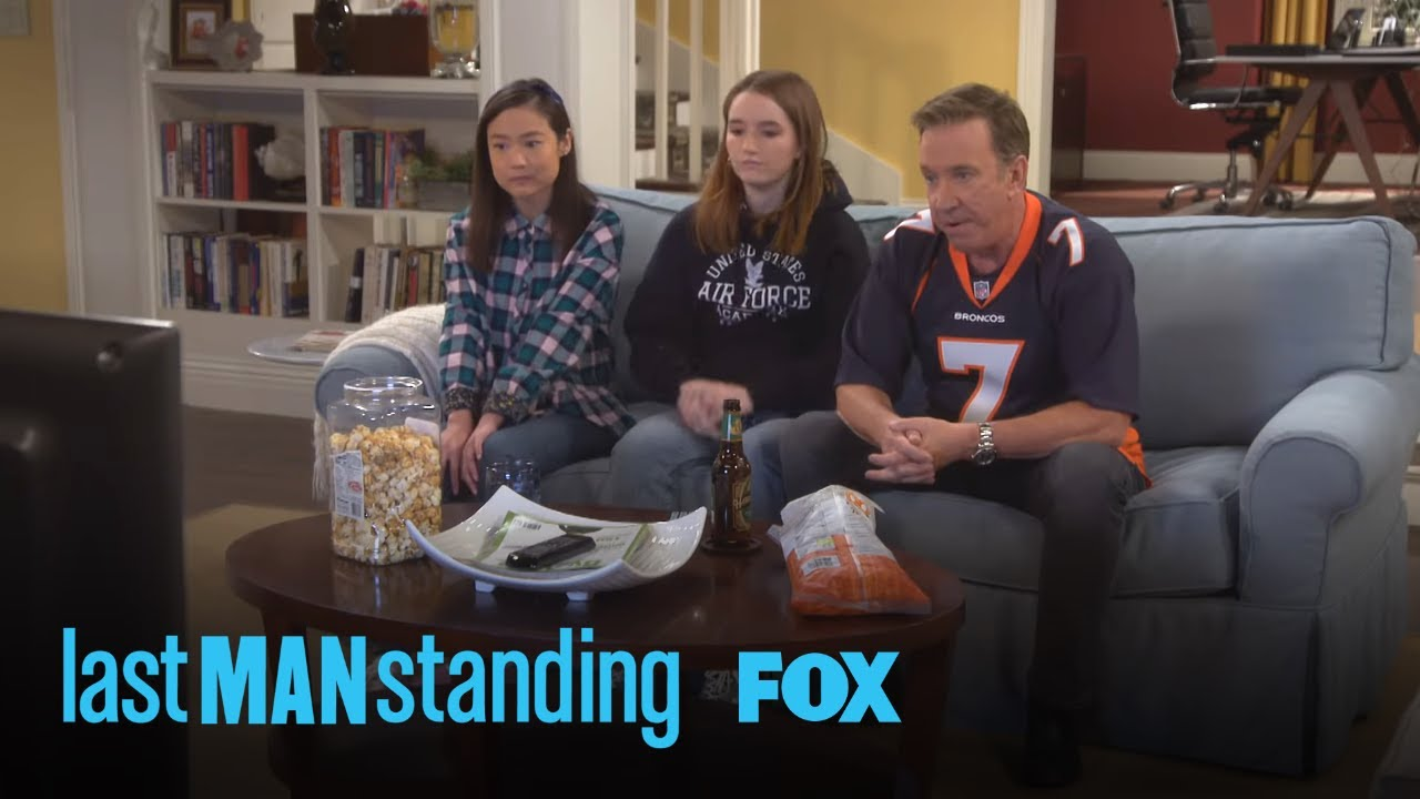 Download Mike Attempts To Bond With Jen Over Football | Season 7 Ep. 11 | LAST MAN STANDING
