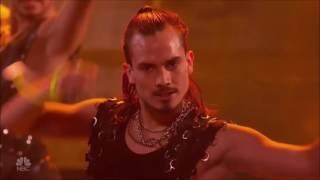 Malevo: XXX Dancing Group GetsThe Ladies HOT!! | Quarterfinals 3 (FULL) | America's Got Ta