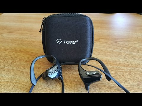 TOTU Sport BT-2 Wireless Headphones Review & Giveaway!