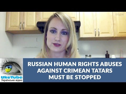 Persecution of Crimean Tatars continues: Erwin Ibrahimov abducted, Ilmi Umerov arrested
