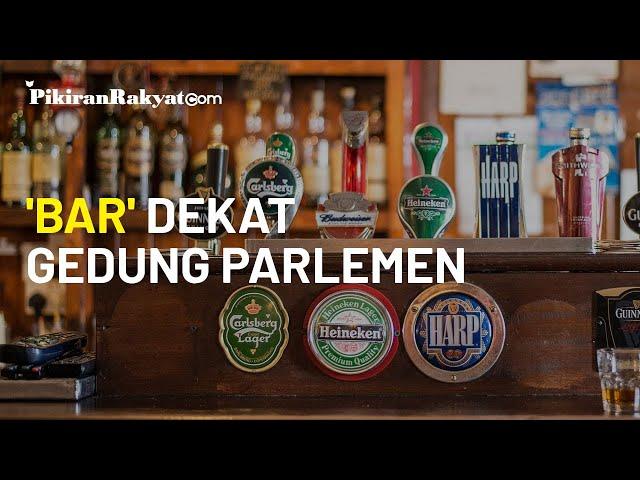 'Bar' di Dekat Gedung Parlemen Tuai Sorotan, Pengamat Politik: Ini Bisa Pengaruhi Citra DPR