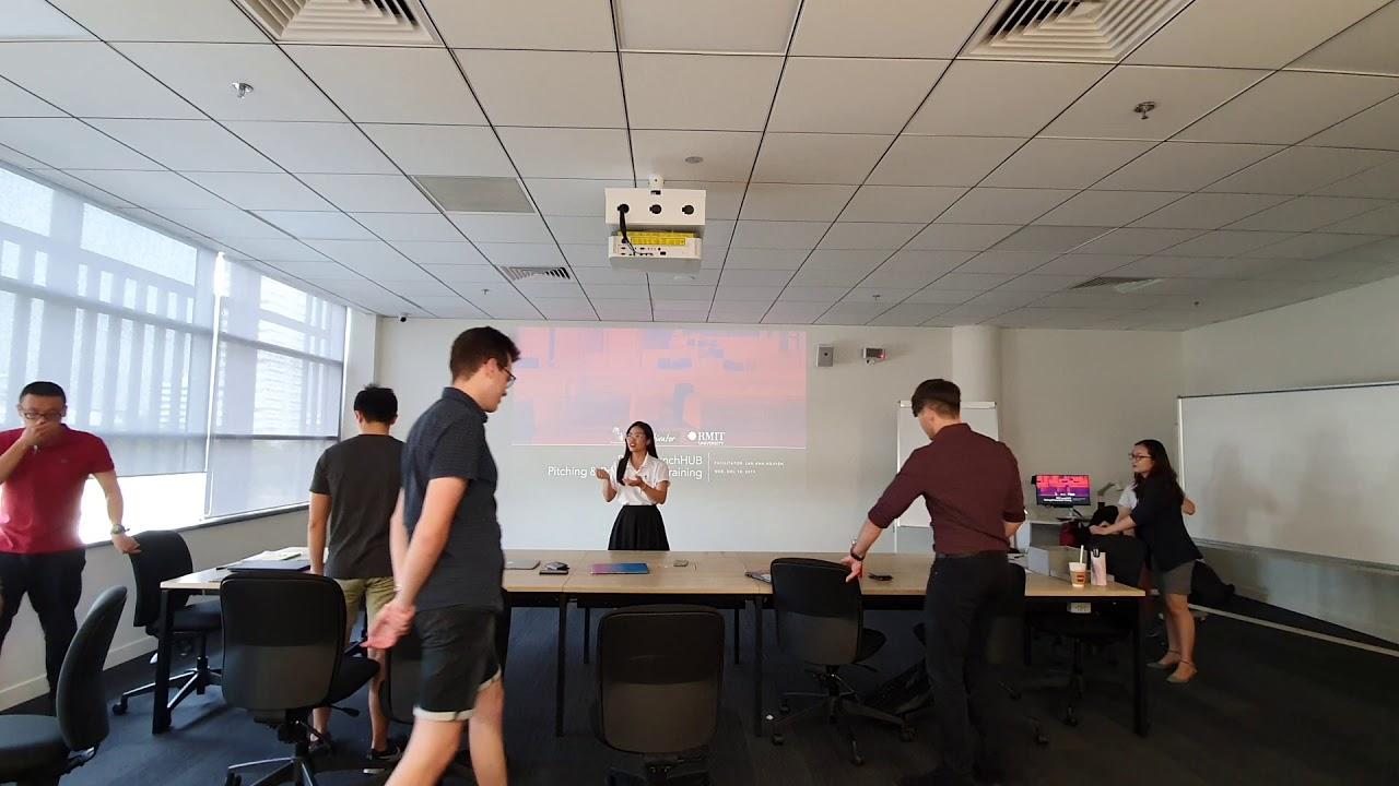 EIY - RMIT Activators Pitching & Presentation skills ...