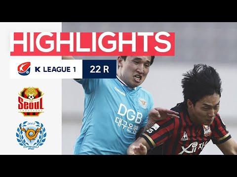 Seoul Daegu Goals And Highlights