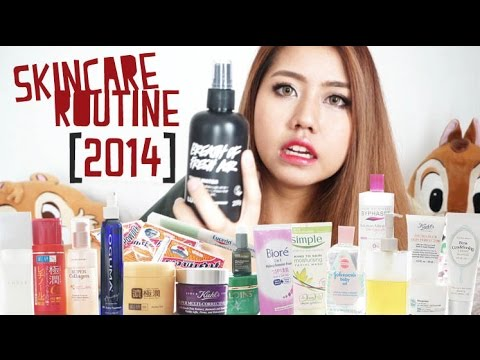 Bucciime :: Skincare Routine สกินแคร์ที่ใช้ประจำ ลูกรักทั้งหลาย | 2014 Edition