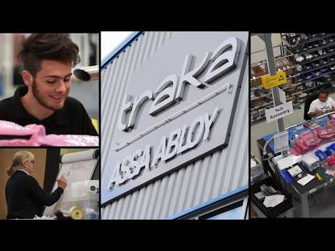Traka Automotive - the electronic key management system...