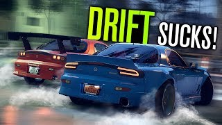 Need for Speed 2015 - FULL DRIFT... IS REALLY BAD!