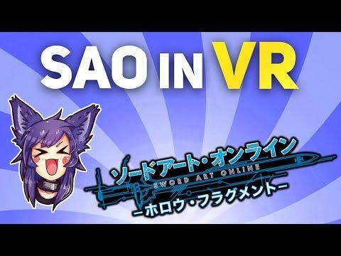 Woops - SWORD ART ONLINE RPG! (VRChat Highlights)