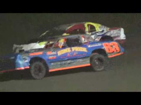 IMCA Stockcar Feature Marshalltown Speedway 9/16/16