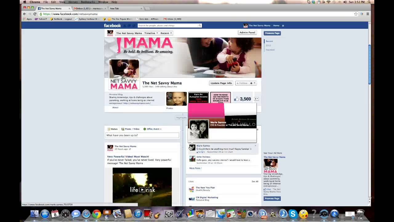 HOW TO UNHIDE A POST FROM YOUR FACEBOOK BUSINESS OR FAN PAGE