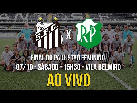 LIVE: Sereias da Vila 1 x 3 Rio Preto | FINAL DO PAULISTÃO (07/10/17)