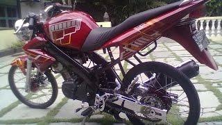 Motor Trend Modifikasi | Video Modifikasi Motor Yamaha Vixion Ceper Terbaru Part 2