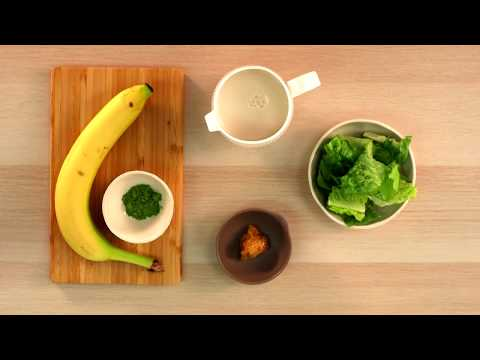 Recipe for an Energizing Pre-lesson Smoothie