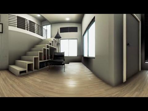 VR 360 Interior Design Arch-viz (Unreal Engine 4)