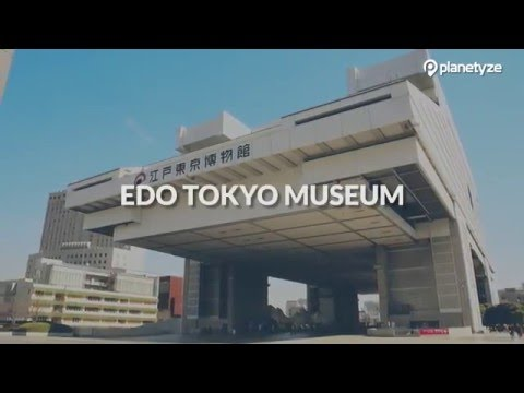 Edo Tokyo Museum, Tokyo - The History of Japan during the Edo Period.
