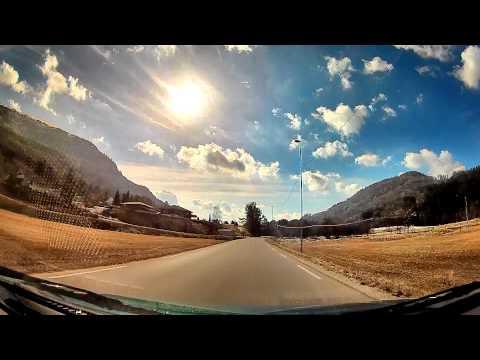 Norway Roads: Bryggeså to Eiken in Vest Agder