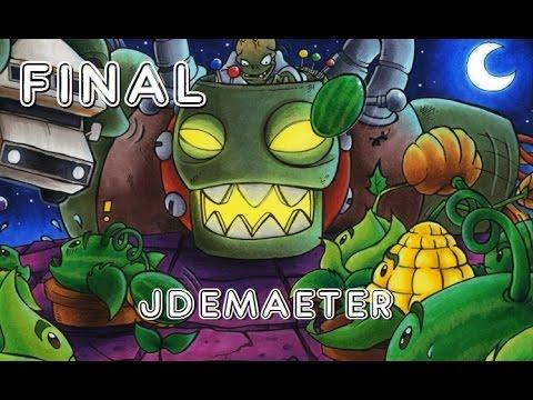 Juguemos Plants VS Zombies - Parte 17 - Hay un Zombie en tu patio - Final