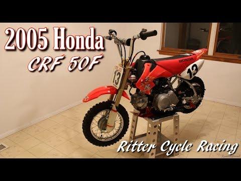 2005 Honda CRF 50F