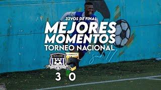 ARCO ZARAGOZA 3 - 0 Llaneros   MEJORES MOMENTOS   Torneo Nacional sub 17 32vos de final