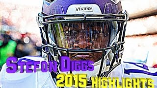Stefon Diggs || Can You Digg It? || Minnesota Vikings Highlightsᴴᴰ