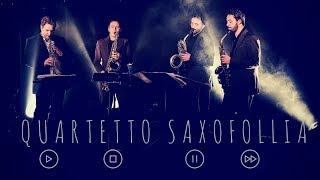 Saxofollia Saxophone Quartet -