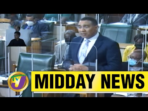 Jamaican Politicians Will Not Be Priority for Covid-19 Vaccines   TVJ News