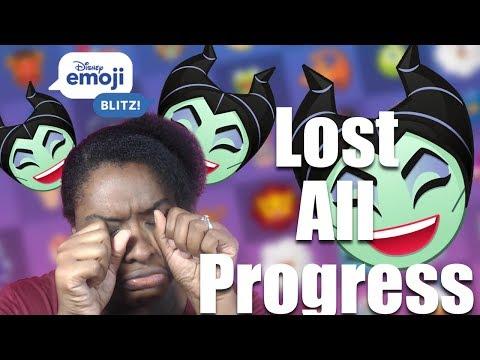 All Progress Lost Disney Emoji Blitz Maleficent Villain
