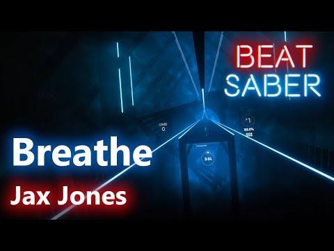 [Beat Saber] Jax Jones - Breathe Ft. Ina Wroldsen (FC - Hard)