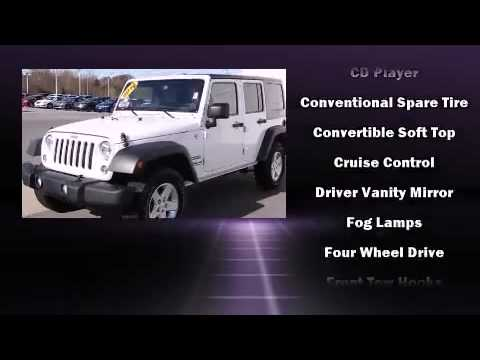 2014 jeep wrangler unlimited sport 4x4 in dickson tn. Black Bedroom Furniture Sets. Home Design Ideas