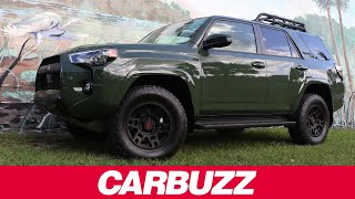 The 2020 #Toyota #4Runner soldiers on into 2020 with minimal changes but the off-road-focused #TRD Pro trim continues to sell at or above MSRP at ...