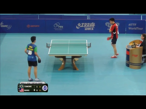 2017 ITTF Pan Am Junior Championships Day 3 (Afternoon)