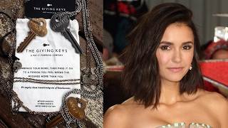 Nina Dobrev Shares FINAL Goodbye to The Vampire Diaries & More Characters Returning For Final Season
