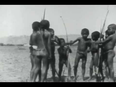 Early Aeta  Footage, Philippines
