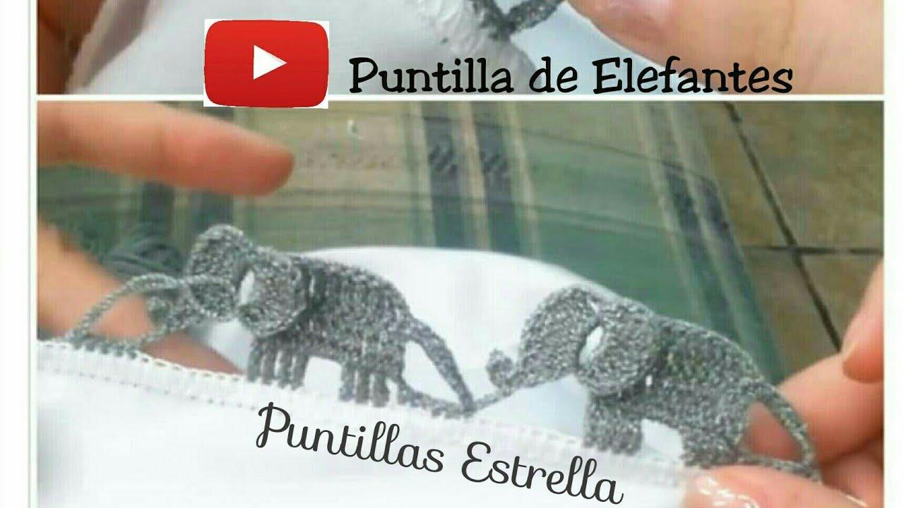 PUNTILLA DE ELEFANTES - YouTube