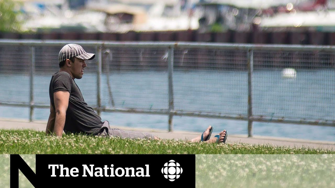 Heat alerts across Canada and the health risk they pose