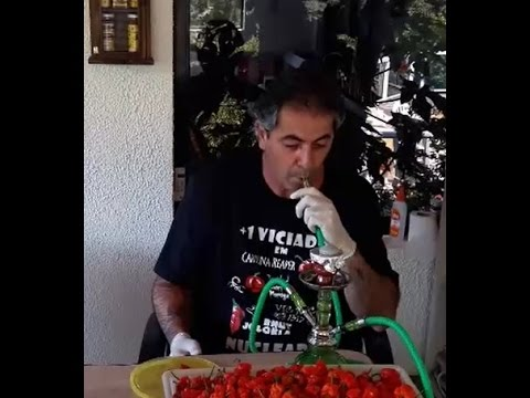 WORLD TESTING HOT SMOKING CAROLINA REAPER   FÁBIO TUMA