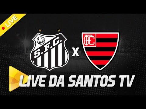 LIVE: SANTOS 3 x 2 OESTE | PAULISTÃO (02/03/19)