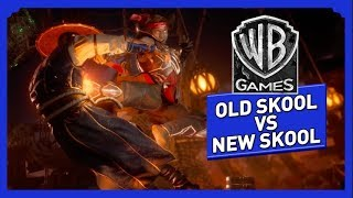 Mortal Kombat 11 - Old Skool vs New Skool - Trailer Officiel