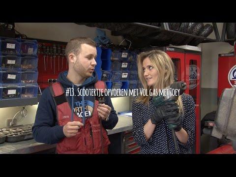 Scootertje opvoeren met Vol gas met Joey | Renee